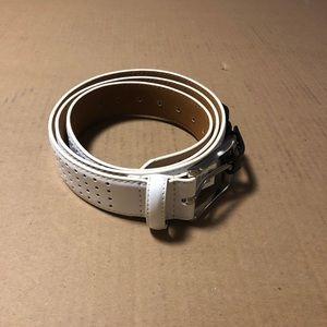 NWT PGA Tour white belt size 40